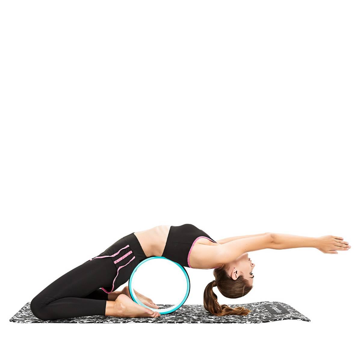 Yoga strekkrullehjul inSportline Jovy