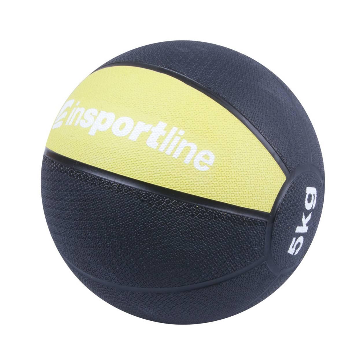Medisinball  inSPORTline MB63 - 5kg