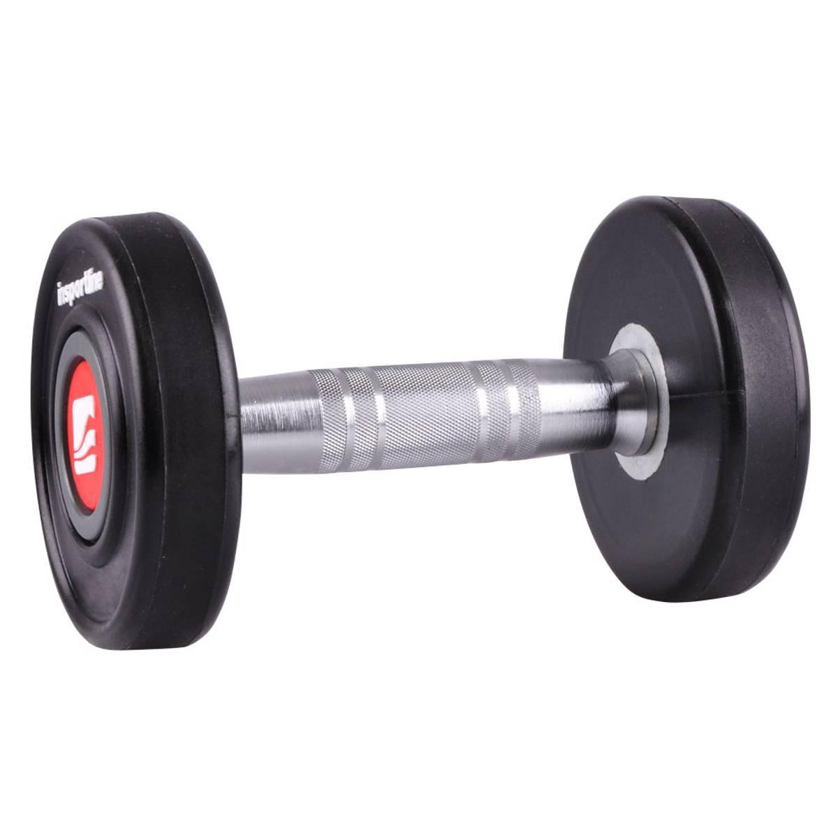 inSPORTline Manual Dumbbell Pro 10 kg