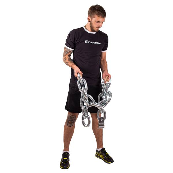Bilde av Vektløftingskjede inSPORTline Chainbos 20kg