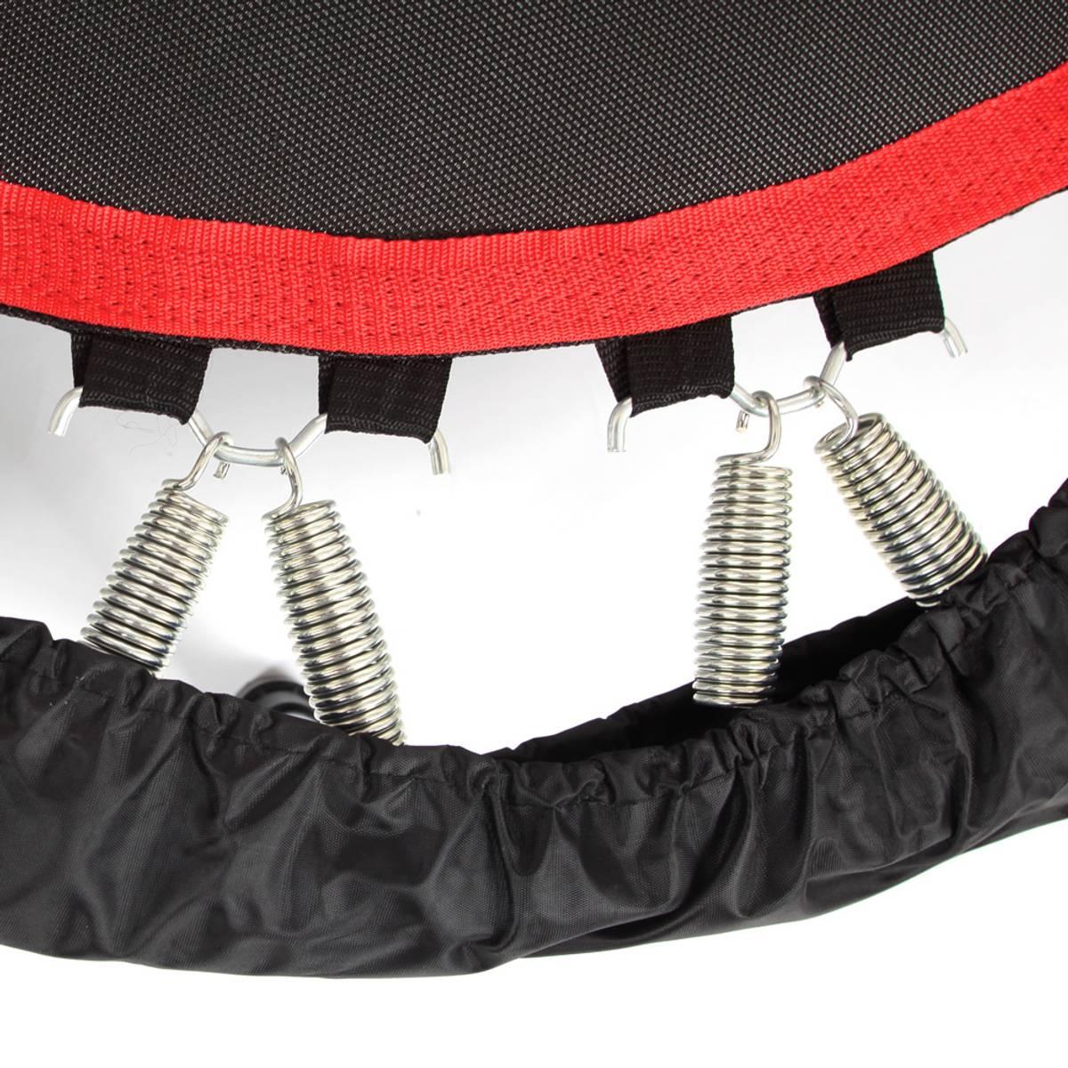 Fitness trampoline inSPORTline PROFI Digital 122cm
